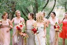 Flower Girls, Bridesmaids and Page Boys
