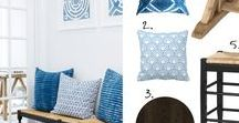 Interior Design - Get the Look / A collection of interior design mood boards to inspire your next renovation project...