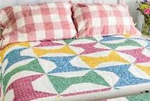 Quilts Made by Others Using or Inspired by Modern Quilt Studio Patterns / Here you'll find color variations of quilts made by others from patterns we designed and also some that are inspired by techniques and quilts we designed in our books.
