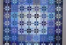 patchwork - deky, přehozy,...