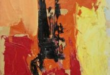 Abstract art / by Dede Mills