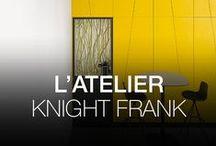 L'ATELIER KNIGHT FRANK / Conseil en aménagement d'espaces. #Design #Office #Bureaux #SpacePlanning #travaux Arnaud Cosny +33 (0)1 43 16 56 00 - +33 (0)6 17 08 42 66 arnaud.cosny@fr.knightfrank.com