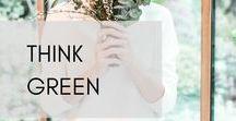 Think green / Wir lieben die Natur! Auf dieser Pinnwand wollen wir gemeinsam mit euch Inspiration aus der Natur schöpfen, zeigen warum sie es wert ist geschützt zu werden und spannende Projekte sammeln, die bereits dazu beitragen.