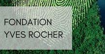 """Fondation Yves Rocher / Die Umweltstiftung """"Fondation Yves Rocher"""" steht unter dem Dach des """"Institut de France"""" und engagiert sich für die Erhaltung und den Schutz der Natur sowie der Artenvielfalt weltweit. Für einen positiven ökologischen Fußabdruck."""