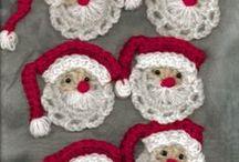 Joulun tontut,pukit,enkelit ,koristeet,ym / jouluaiheisia käsitöitä ja ideoita