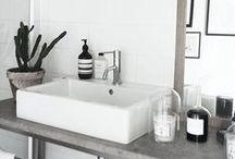 Bathroom items & inspo