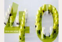 """""""Deine 40""""-Gewinnspiel / Herzlichen Dank, dass ihr uns so zahlreich an den Momenten teilhaben habt lassen, die """"Deine 40"""" ausmachen!"""