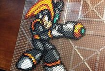 Perler beads / Things I wanna make but have no skill so I can't
