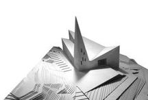 Architecture/ Models / by Kenmura Jeng