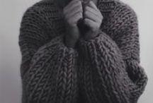 sweter spodnie