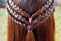 Braids braids braids / Braids for girls, love these