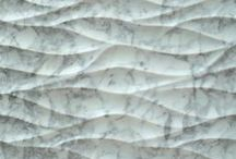3D Carrara Wallart Panel / www.linlinstone.com  sales@linlinstone.com / by Linkstar Industry Company Limited