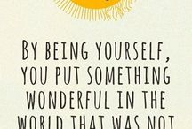 Self love, self care + me-time,