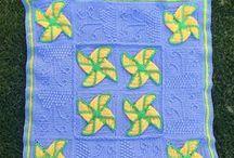 Crochet Work / Different Crochet patterns