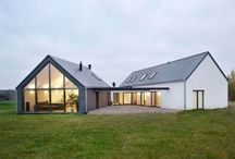 Architecture /  Wonderful modern buildings and few lovely cottages
