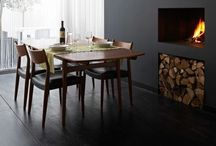 Interesting Interiors / beautiful interiors and furniture - beautiful materials and colours