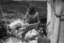 The Kon-Tiki Expedition Across the Pacific to the Tuamotu Archipelago. / Pictures and Film fromThe Kon-Tiki Expedition With Thor Heyerdahl fom Peru to the Tuamotu Archipelago.