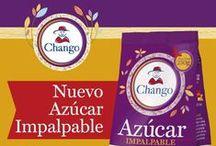 Nuevo Azúcar Impalpable Chango
