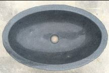 Natural Stone Sink, Natural Stone Basin / www.linlinstone.com / by Linkstar Industry Company Limited