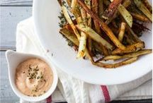 Tasty Side Dishes / Those dishes that need to go alongside that steak you made.
