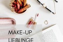 Pinsel & Make-up-Lieblinge / Hier findet ihr unsere neusten Make-up Produkte und -Accessoires ♥