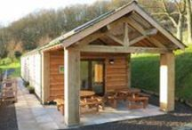 Lakeland Lodge / Distant Horizons new luxury Lakeland Lodge, based in Watermillock near Lake Ullswater in the Lake District.  The Lodge sleeps 12 people.  It boasts solar power, under floor heating, fire pit, BBQ, glass canopy for alfresco dining and much more....