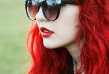 Favorite Hair Colours and Styles