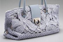 Crochet bags & bags