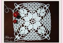 Crochet lace and...