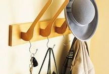 DIY Around the House / Do It Yourself and other interesting things anyone can do with everyday items.