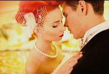 Ślub vintage. Vintage wedding. Vintage bouquet . / Bukiety ślubne vintage, suknie ślubne vintage, ślub i wesele w stylu vintage