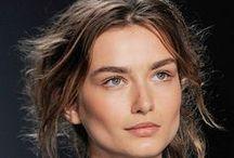 New York Fashion Week 2014 Hair & Makeup Trend
