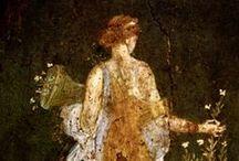 Római festészet / ókori Róma festészeti emlékei