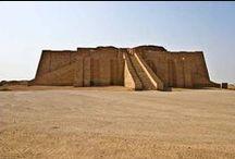 Ókori Mezopotámia művészete i.e.: 5000-400