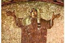 ókeresztény katakombafestészet