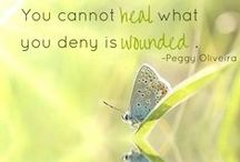 Courageous Journeys / I'm Peggy Oliveira and I am a Coach & Mentor guiding you in healing the wounds of childhood abuse.