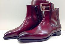 Magnanni Shoes / by Ron Davis