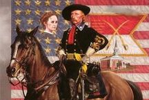 Gen. George A. Custer  &  7th U.S. Cavalry / by Lewis Ketchum