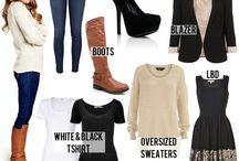 #thingsineedtowear / Woman's fashion