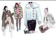 Illustrations de mode / nellykitty.com