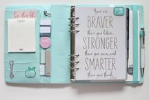 Planner Ideas & Resources / Ideas and resources for planners, organisers and bullet journals