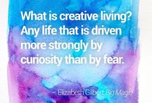 Creativity / Posts to stimulate creativity in various forms; art, writing, acting etc