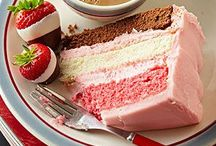 Naughty food / Cakes, bakes, fried food all those things that are naughty but oh so good!