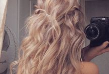 Curly Hair Ideas & Tips / Tips, Tricks, Hair Tutorials, Style Ideas, products etc, everything relating to Curly Hair.