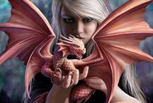 Fantasy, Myths & Legends / Art and information relating to all things Fantasy, Mythological and Legendary.