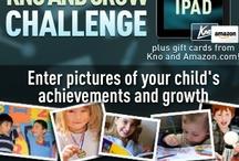 Kno and Grow Challenge