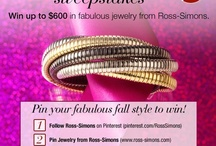 Ross-Simons Pin your Style Sweepstakes