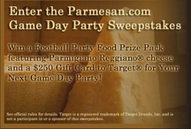 Parmesan.com Game Day Favorites
