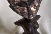 Africa - Home Decor / Statues and Masks