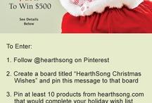 HearthSong Christmas Wishes